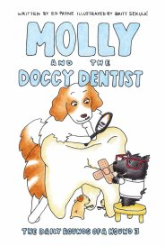 Molly and the Doggy Dentist cover